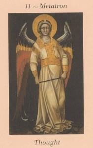 Archangel Metatron from Angel Blessings