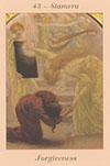 Stamera, Angel of Forgiveness from Angel Blessings Cards