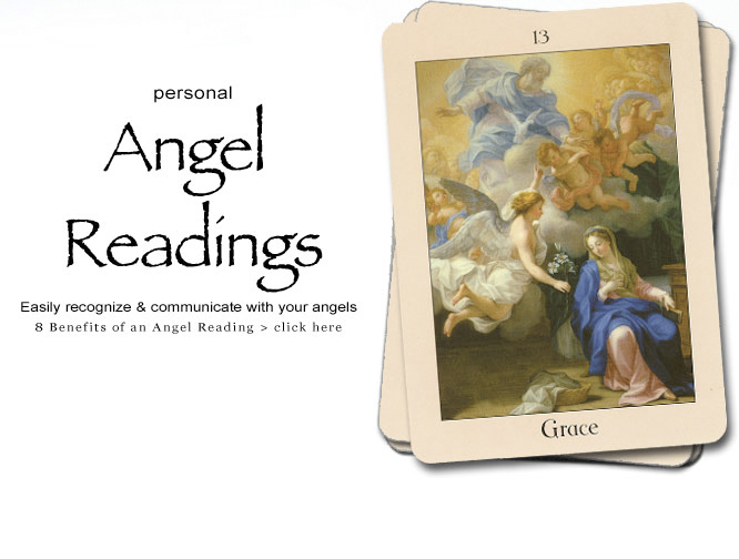 angels readings by kimberly marooney