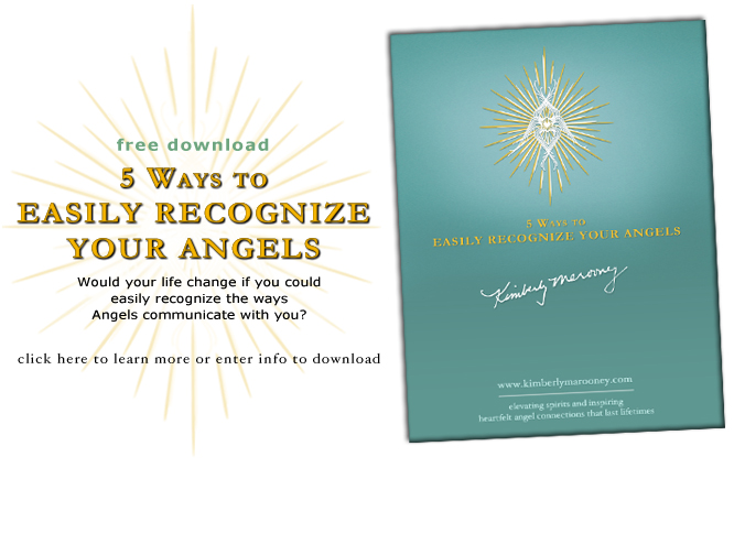 free download recognize angels ebook